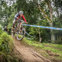 Photo of Andrew COOPER (end) at Dyfi Forest