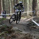 Photo of Chris BROWN (dh) at Greno Woods