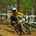 Photo of Gee ATHERTON at Rhyd y Felin