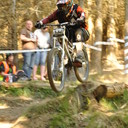 Photo of Adam PRICE at Innerleithen