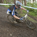 Photo of Seb FROST at Innerleithen