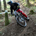 Photo of Mike TOLAN at Innerleithen