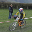 Photo of Danny WHITEHEAD at Caersws