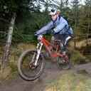 Photo of David WALKER (vet) at Innerleithen