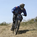 Photo of Chris HUTCHENS at Moelfre