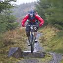 Photo of David COWAN (mas) at Innerleithen