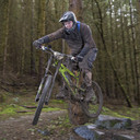 Photo of Dave MALLOCH at Innerleithen