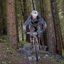 Photo of Dan GIBSON at Innerleithen
