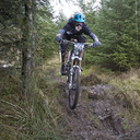 Photo of Jamie NISBET at Innerleithen