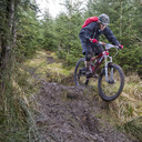 Photo of Gareth HUNT at Innerleithen