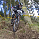 Photo of Andy SADLER at Ae Forest