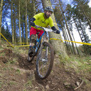 Photo of Jason STOKES at Ae Forest