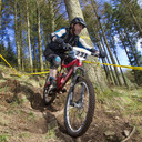 Photo of Simon EVAMY at Ae Forest