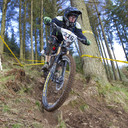 Photo of Stuart BOWLER at Ae Forest