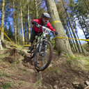 Photo of Darren HAINES at Ae Forest