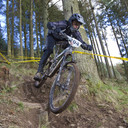 Photo of Rob CARR at Ae Forest