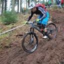 Photo of Martyn BROOKES at Ae Forest