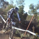 Photo of Wyn MASTERS at Stromlo, Canberra, ACT