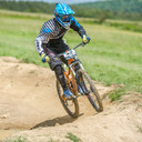 Photo of an untagged rider at Crowborough (The Bull Track)