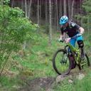 Photo of Andy BARLOW at Glentress