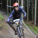 Photo of Dave TOMLIN at Innerleithen