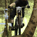 Photo of Damian GROVES at Ae Forest
