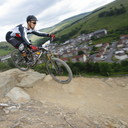 Photo of Leon ROSSER at Afan