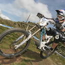 Photo of Gee ATHERTON at Moelfre