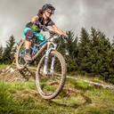 Photo of Helen WOODVINE at Dyfi Forest