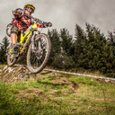 Photo of Alun MORLEY at Dyfi Forest