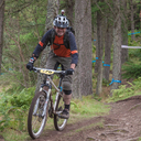 Photo of David THOMSON (sen) at Glentress
