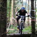 Photo of Ali COURTNEY at Gisburn Forest