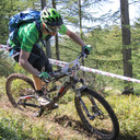 Photo of Mark STEVENS (end) at Grizedale Forest