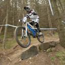 Photo of Kyle MCINTOSH at Innerleithen
