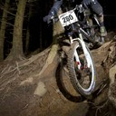 Photo of David EVANS (vet) at BikePark Wales