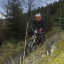 Photo of Jon MITCHELL (mas) at Innerleithen