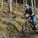 Photo of Andy SIBLEY at Innerleithen