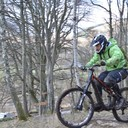Photo of Dave WELLS at Innerleithen