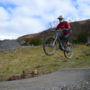 Photo of an untagged rider at Revolution Bike Park, Llangynog