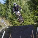 Photo of Glen PEPPETT at Ae Forest