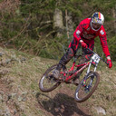 Photo of Nick GEOGHEGAN at Ae Forest
