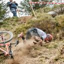 Photo of an untagged rider at Nant-yr-Arian
