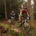 Photo of David BROWN (vet1) at Dalby Forest