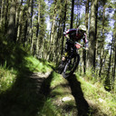 Photo of Drew CARTERS at Glentress
