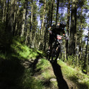 Photo of Donald RODGERS at Glentress