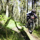 Photo of Barry COULL at Glentress