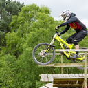 Photo of an untagged rider at Farmer John's, Stockport