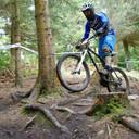 Photo of James HARMAN at Glentress