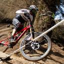 Photo of Justin LEOV at Glentress
