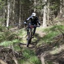 Photo of Kerstin KOEGLER at Glentress